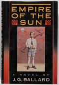 Books:Literature 1900-up, J. G. Ballard. SIGNED. Empire of the Sun. Simon andSchuster, 1984. First American edition, first printing. Si...