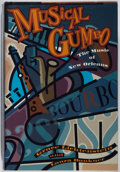 Books:Music & Sheet Music, Grace Lichtenstein, et al. Musical Gumbo: The Music of New Orleans. Norton, 1993. First edition, first printing. Spi...