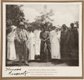 Autographs:U.S. Presidents, Theodore Roosevelt Book Photograph Signed....