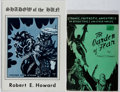 Books:Science Fiction & Fantasy, Robert E. Howard. Group of Two First Edition Books. Various, 1945-1975. First edition, first printing. Toning and minor rubb...