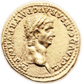 Ancients:Roman Imperial, Ancients: Claudius (AD 41-54). AV aureus (20mm, 7.79 gm, 3h). ...