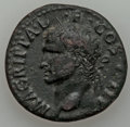 Ancients:Ancient Lots  , Ancients: ROMAN EMPIRE. Agrippa - Tiberius. Lot of two (2) Ædupondius and as.... (Total: 2 coins)