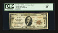 National Bank Notes:Oklahoma, Seiling, OK - $10 1929 Ty. 2 The First NB Ch. # 8615. ...