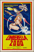 "Movie Posters:Sexploitation, Cinderella 2000 (Independent International Pictures, 1977). OneSheet (27"" X 41"") R Rated Style. Sexploitation.. ..."