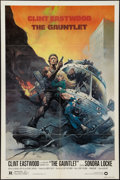 "Movie Posters:Action, The Gauntlet (Warner Brothers, 1977). One Sheet (27"" X 41"").Action.. ..."