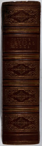 Books:Literature 1900-up, John Dryden. The Poetical Works. Leavitt & Allen, [n.d.]. Later impression. Hinges reinforced and endpapers renewed...