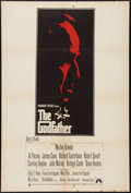"Movie Posters:Crime, The Godfather (Paramount, 1972). British One Sheet (27"" X 40).Crime.. ..."