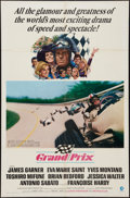 "Movie Posters:Sports, Grand Prix (MGM, 1967). One Sheet (27"" X 41""). Sports.. ..."