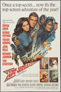 "Movie Posters:War, The Great Spy Mission (MGM, 1965). One Sheet (27"" X 41""). Alsoreleased as Operation Crossbow. War.. ..."