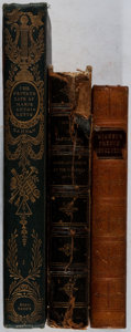 Books:World History, [Drama]. Group of Three Books of French History. Various, 1856-1917. Fair or better condition.... (Total: 3 Items)