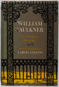 Books:Literature 1900-up, William Faulkner. New Orleans Sketches. Rutgers, 1958. Firstedition, first printing. Toning and bio-predation. ...