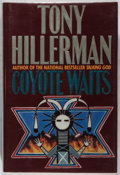 Books:Mystery & Detective Fiction, Tony Hillerman. SIGNED. Coyote Waits. Harper & Row,1990. First edition, first printing. Signed by the author. F...