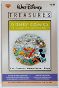 Books:Reference & Bibliography, [Books About Books]. [Walt Disney]. Disney Comics: 75 Years ofInnovation. Gemstone, 2006. First edition, first prin...