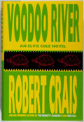 Books:Mystery & Detective Fiction, Robert Crais. SIGNED. Voodoo River. Hyperion, 1995. Firstedition, first printing. Signed by the author. Fin...