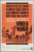 "Movie Posters:Bad Girl, House of Women (Warner Brothers, 1962). One Sheet (27"" X 41""). BadGirl.. ..."