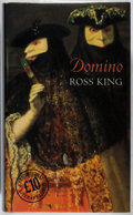 Books:Mystery & Detective Fiction, Ross King. Domino. Sinclair-Stevenson, 1995. First edition,first printing. Fine....