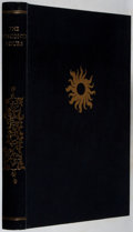 Books:Books about Books, [Books About Books]. Millard Meiss, et al. The Visconti Hours. Braziller, 1972. First edition, first printing. Slipc...