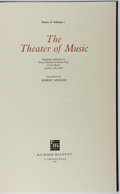 Books:Music & Sheet Music, Henry Playford [editor]. The Theater of Music. Macnutt, 1983. Facsimile edition. Fine....