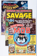 Magazines:Miscellaneous, Assorted Magazines Group (Various, 1960s) Condition: Average FN.... (Total: 16 Comic Books)
