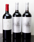 Spain, Artadi Rioja . 2001 Pagos Viejos Bottle (1). El Nido Jumilla. 2005 El Nido ocb Bottle (2). ... (Total: 3 Btls. )