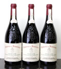 Rhone, Chateauneuf du Pape 1998 . Chateau de Beaucastel . Bottle(3). ... (Total: 3 Btls. )