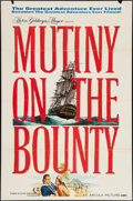 "Movie Posters:Adventure, Mutiny on the Bounty (MGM, 1962). One Sheet (27"" X 41"") Style A.Adventure.. ..."