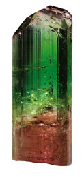 Minerals:Cabinet Specimens, TOURMALINE CRYSTAL. ...