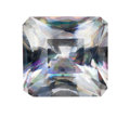 Gems:Faceted, COLLECTOR GEMSTONE: RAINBOW CALCITE - 44.16 CT. ...