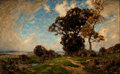 Paintings, JOSÉ WEISS (French, 1859-1919). Landscape. Oil on canvas. 30 x 48 inches (76.2 x 121.9 cm). Signed lower right: Jose W...