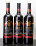 Domestic Merlot/Cabernet Franc, Pride Mountain Merlot 2003 . Mountain Top Vineyard, Vintner'sSelect. Bottle (3). ... (Total: 3 Btls. )