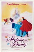 "Movie Posters:Animated, Sleeping Beauty (Buena Vista, R-1986). One Sheet (27"" X 41"").Animated.. ..."