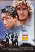 "Movie Posters:Action, Point Break (20th Century Fox, 1991). One Sheet (27"" X 40""). Action.. ..."