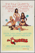 "Movie Posters:Sexploitation, The Queens (Columbia, 1967). One Sheet (27"" X 41""). Sexploitation....."