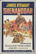 """Movie Posters:Western, Shenandoah (Universal, 1965). One Sheets (2) (27"""" X 41"""") Regular Style and Parents' Magazine Style. Western.. ... (Total: 2 Items)"""