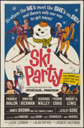 "Movie Posters:Comedy, Ski Party and Other Lot (American International, 1965). One Sheets (2) (27"" X 41""). Comedy.. ... (Total: 2 Items)"