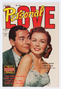Golden Age (1938-1955):Romance, Personal Love #24 (Famous Funnies, 1953) Condition: FN/VF....