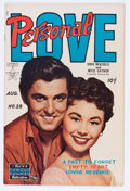 Golden Age (1938-1955):Romance, Personal Love #28 (Famous Funnies, 1954) Condition: VF....