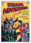 Golden Age (1938-1955):Science Fiction, Strange Adventures #13 (DC, 1951) Condition: VF-....
