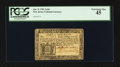 Colonial Notes:New Jersey, New Jersey January 9, 1781 3s 6d PCGS Extremely Fine 45.. ...
