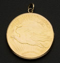 Timepieces:Pocket (post 1900), Piaget Gold Coin Pocket Watch. ...