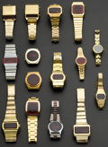 Timepieces:Wristwatch, A Lot Of Fifteen Wristwatches For Restoration. ... (Total: 15 Items)