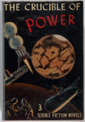Books:Science Fiction & Fantasy, [Jerry Weist]. Martin Greenberg [editor]. The Crucible of Power. Bodley Head, 1953. First edition, first printin...