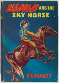 Books:Science Fiction & Fantasy, [Jerry Weist]. E. C. Eliott. Kemlo and the Sky Horse. Nelson, 1954. First edition, first printing. Price-clipped. Mi...