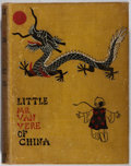 Books:Children's Books, Harriet A. Cheever. Little Mr. Van Vere of China. Estes andLauriat, 1898. Later impression. Lacking ffep. Toning an...
