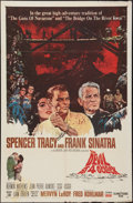 """Movie Posters:Adventure, The Devil at 4 O'Clock (Columbia, 1961). One Sheet (27"""" X 41"""").Adventure.. ..."""