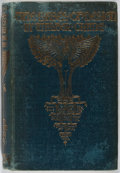Books:Art & Architecture, Walter Crane. The Bases of Design. Bell, 1898. Hinges and binding cracked. Spine sunned and leaning. and foxing to e...