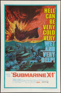 "Movie Posters:War, Submarine X-1 & Others Lot (United Artists, 1968). One Sheets(3) (27"" X 41""). War.. ... (Total: 3 Items)"