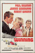 "Movie Posters:Sports, Winning & Other Lot (Universal, 1969). One Sheets (2) (27"" X 41""). Sports.. ... (Total: 2 Items)"