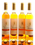 White Bordeaux, Chateau Tirecul la Graviere 1996 . Cuvee Madame,Monbazillac. 500-ml (4). ... (Total: 4 500mls. )