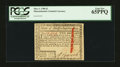 Colonial Notes:Massachusetts, Massachusetts May 5, 1780 $2 PCGS Gem New 65PPQ.. ...